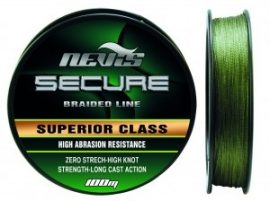 Secure Braided 100m 0,18mm